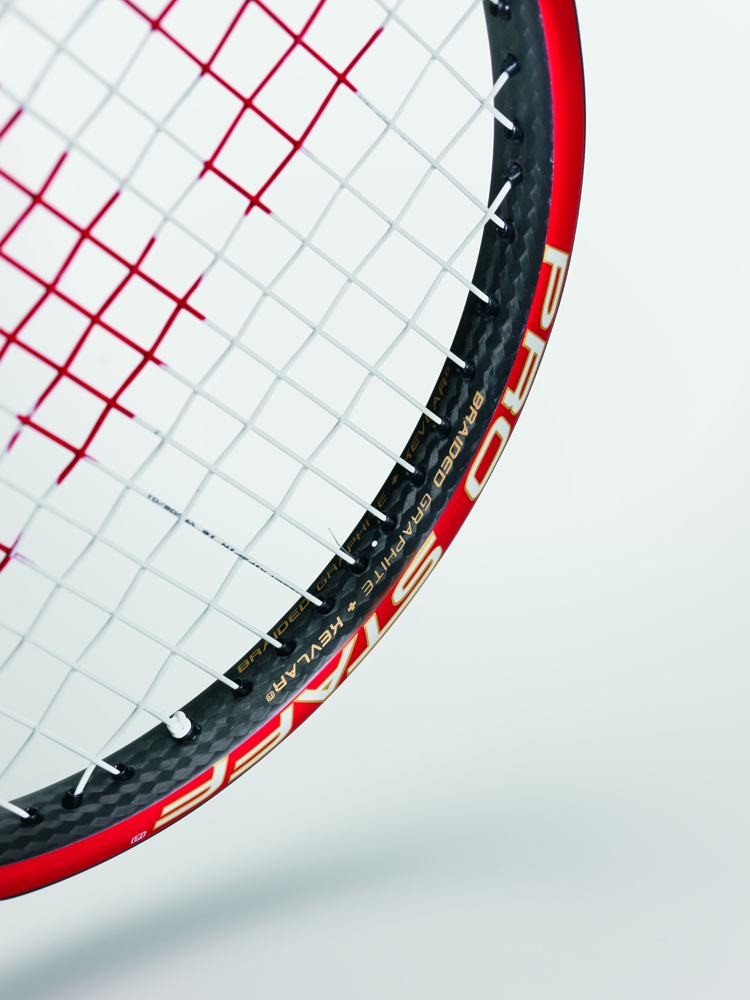 Go behind-the-scenes during the making of Wilson's spin technology. (Photos courtesy of Wilson)