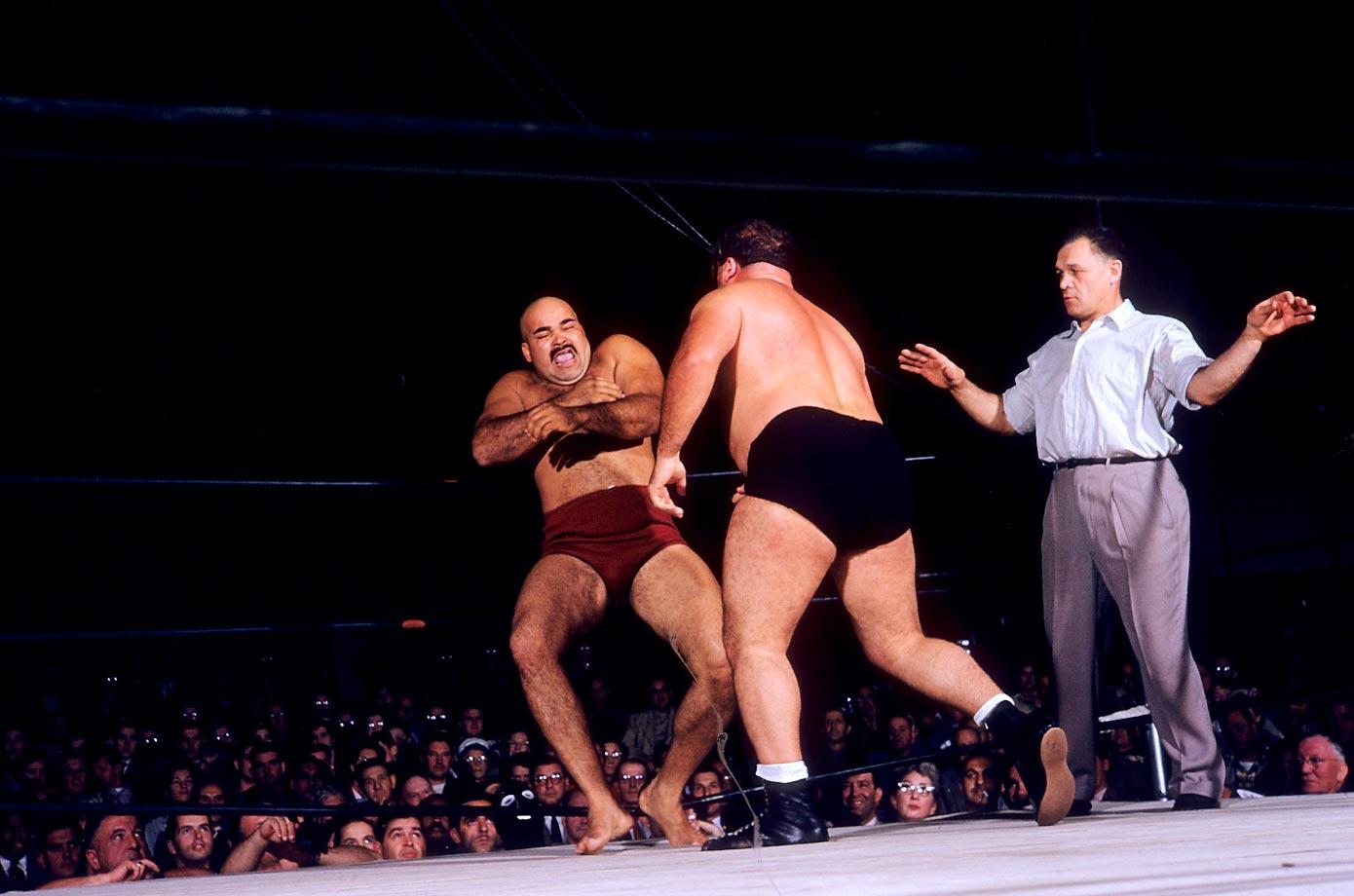 Mike DeBiasie against Kubla Khan.