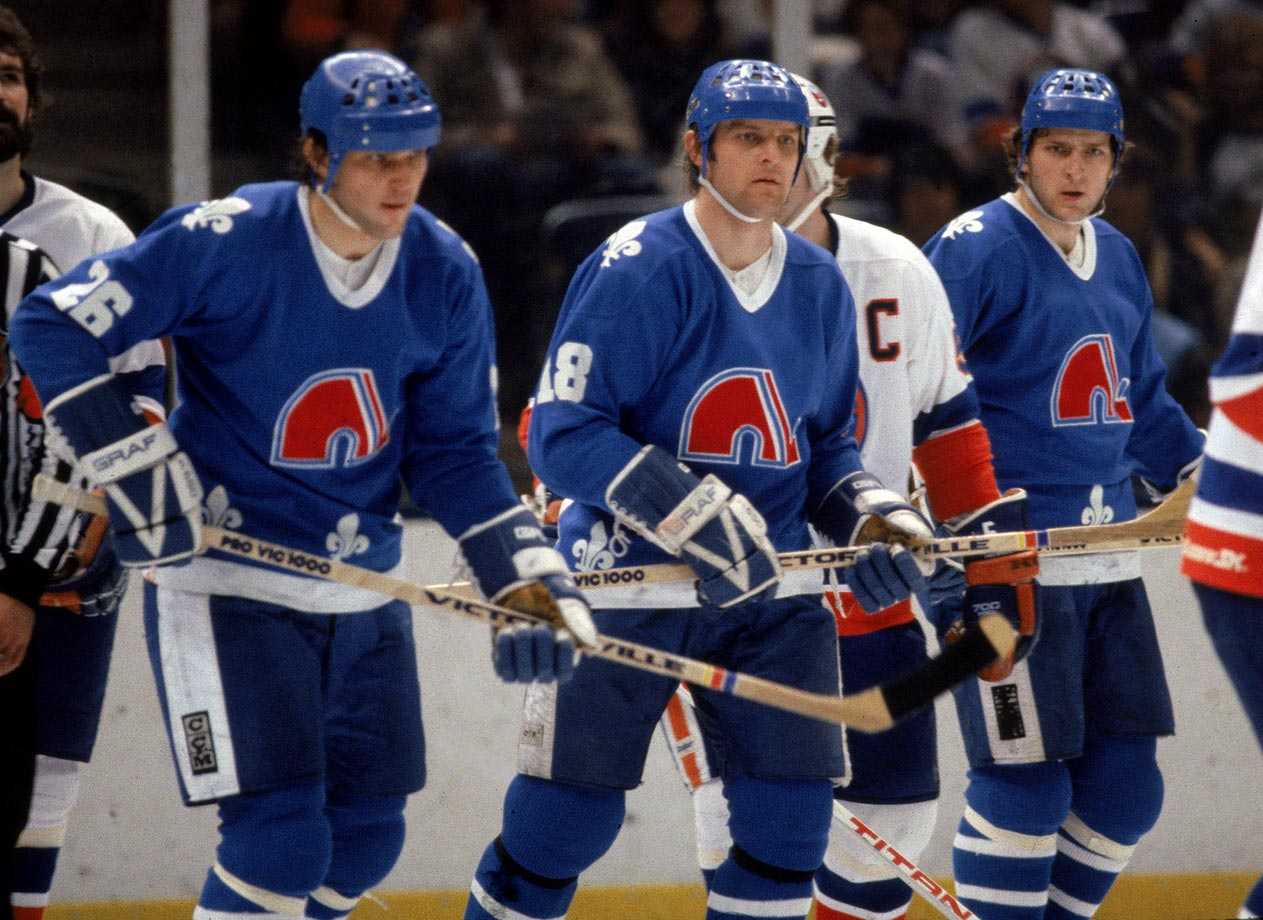 Yet another of the four 1979 additions from the WHA, the Nordiques boasted some very competitive teams in the 1980s (two reached the conference finals) and a heated rivalry with Montreal. But after six straight losing seasons, including a 12-61-7 mark in 1989-90, the franchise fell into financial difficulties that remained despite some vastly improved teams. In 1995, the Nords moved to Colorado, winning the Stanley Cup during their first season as the Avalanche. The franchise struggled at the gate in recent seasons, but a promising 2013-14 season improved the outlook.                                                                   All-time regular-season record: 1,242-1,108-261-87; Postseason appearances: 22; Stanley Cups: 2