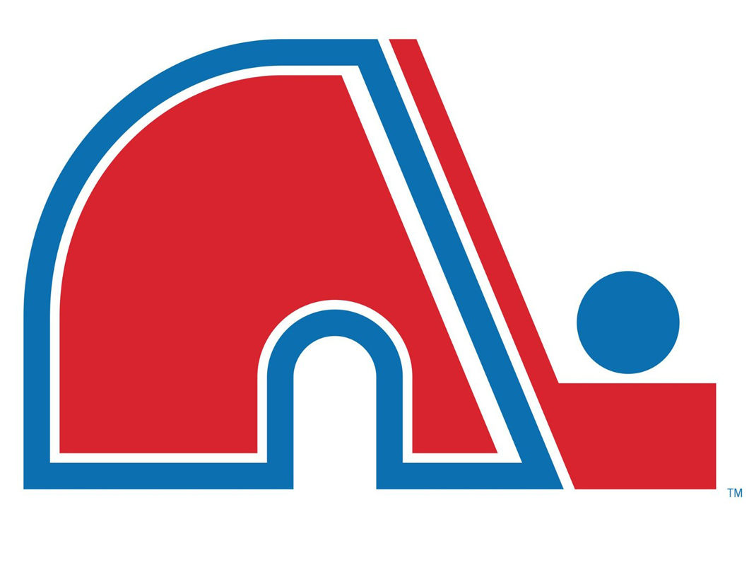 Much like the Winnipeg Jets, the Nordiques would be wise to pursue a fresh, modern logo if/when they return to the NHL via expansion. But that doesn't mean this classic (albeit confusing) original design needs to stay in mothballs. Either the first Nords (now the Colorado Avalanche) need to bust it out again—Joe Sakic, Peter Forsberg and Adam Foote wore it for warmups during a 2002 preseason game at Le Colisee—or the new Nords need to acquire the rights in order to mix it in as a third.