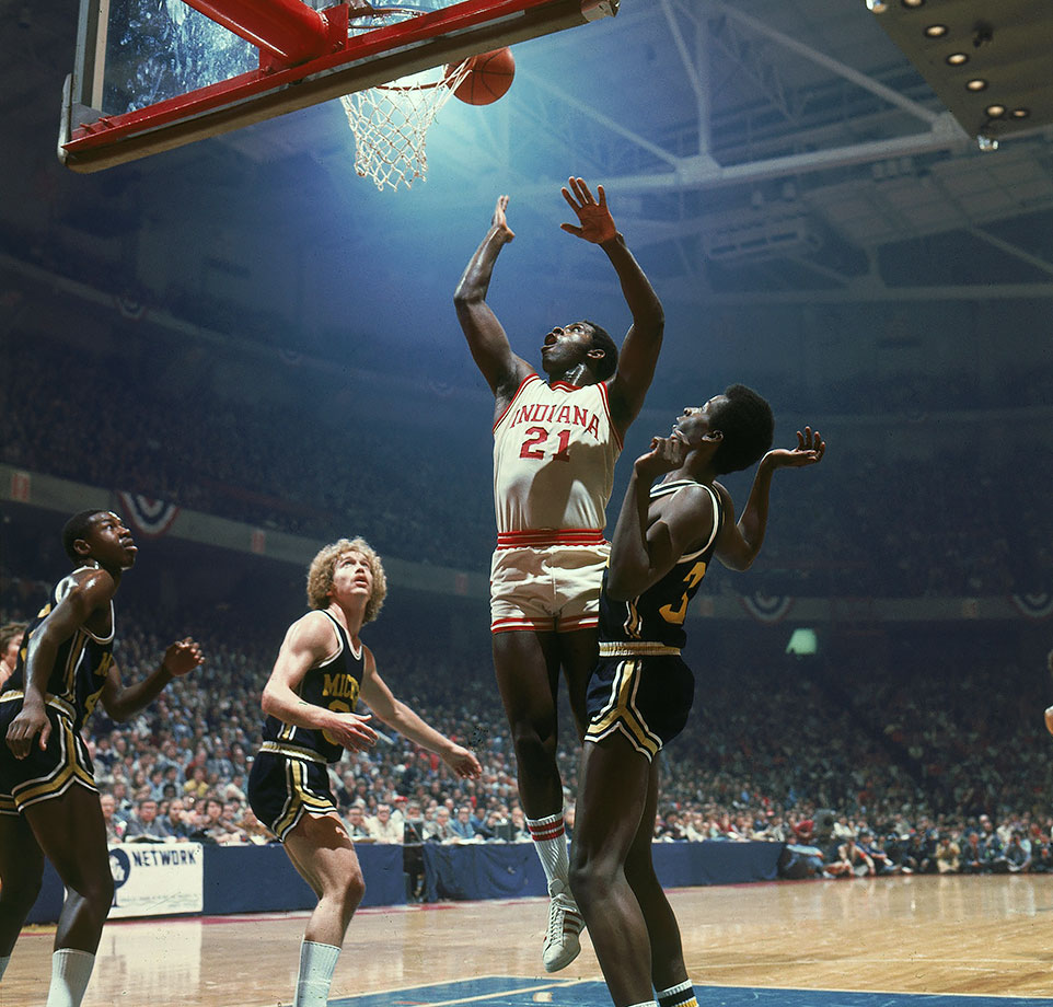Buckner was such a physical guard that he was selected as a defensive back by the Washington Redskins in the 1976 NFL draft. He was the ultimate floor leader as Indiana beat Michigan to win the national title backed by Buckner's 16 points, eight rebounds, five steals and four assists in 39 minutes. His defense on Wolverines guard Rickey Green was a major factor in Indiana's ability to win.