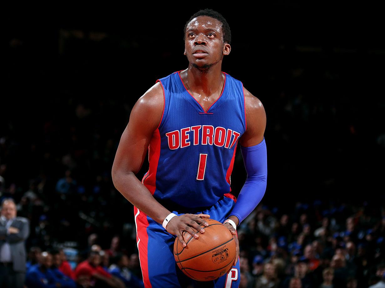 Pistons | Guard | Last year: —