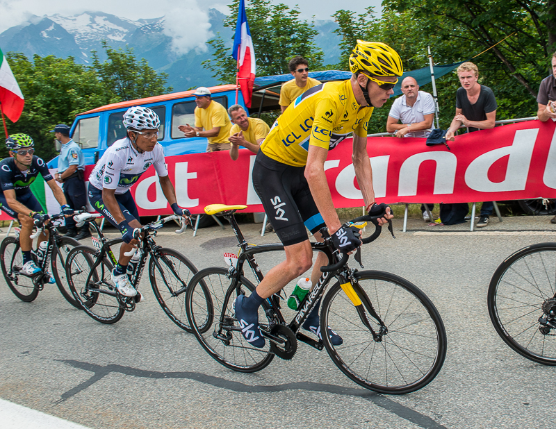Reilly Cycling at the Tour de France