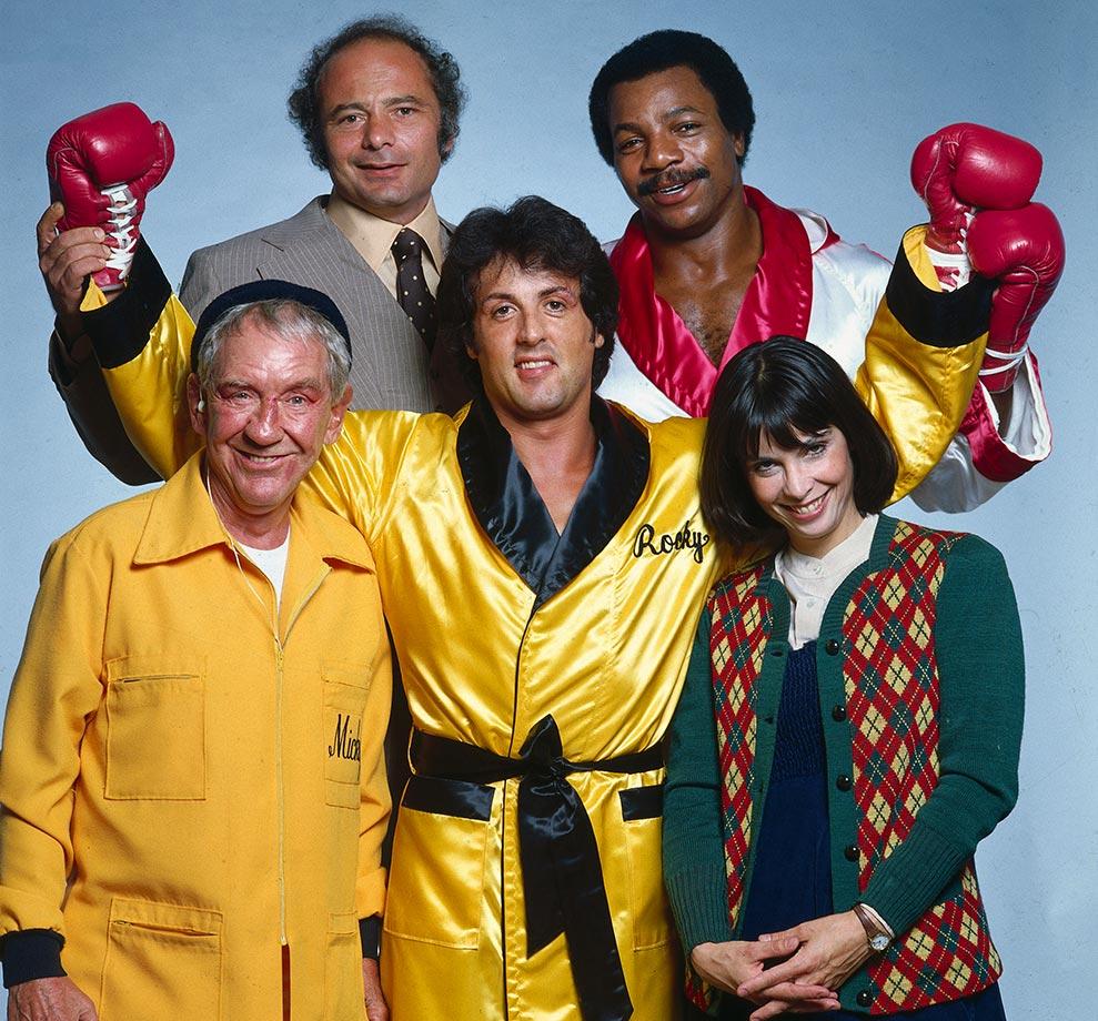 for Rocky II (1978)