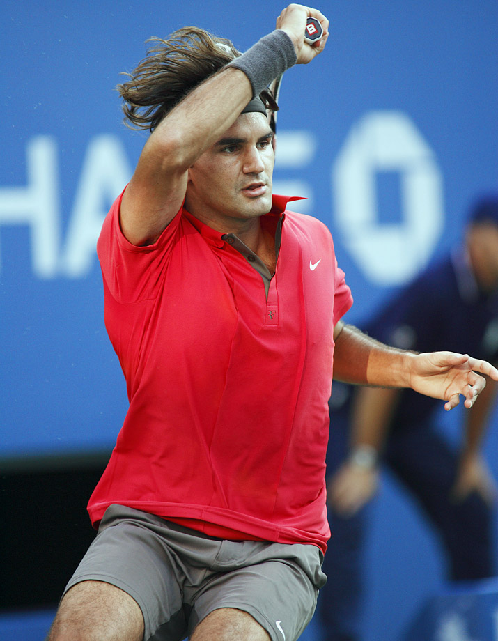 Federer entered the U.S. Open near the end of a down year by his lofty standards: After a bout with mononucleosis, he had failed to win a Grand Slam title, had won only two minor titles and had ceded the No. 1 ranking to Rafael Nadal. But the No. 2 seed survived a five-setter against Igor Andreev in the fourth round and went on to stop Andy Murray in the final.