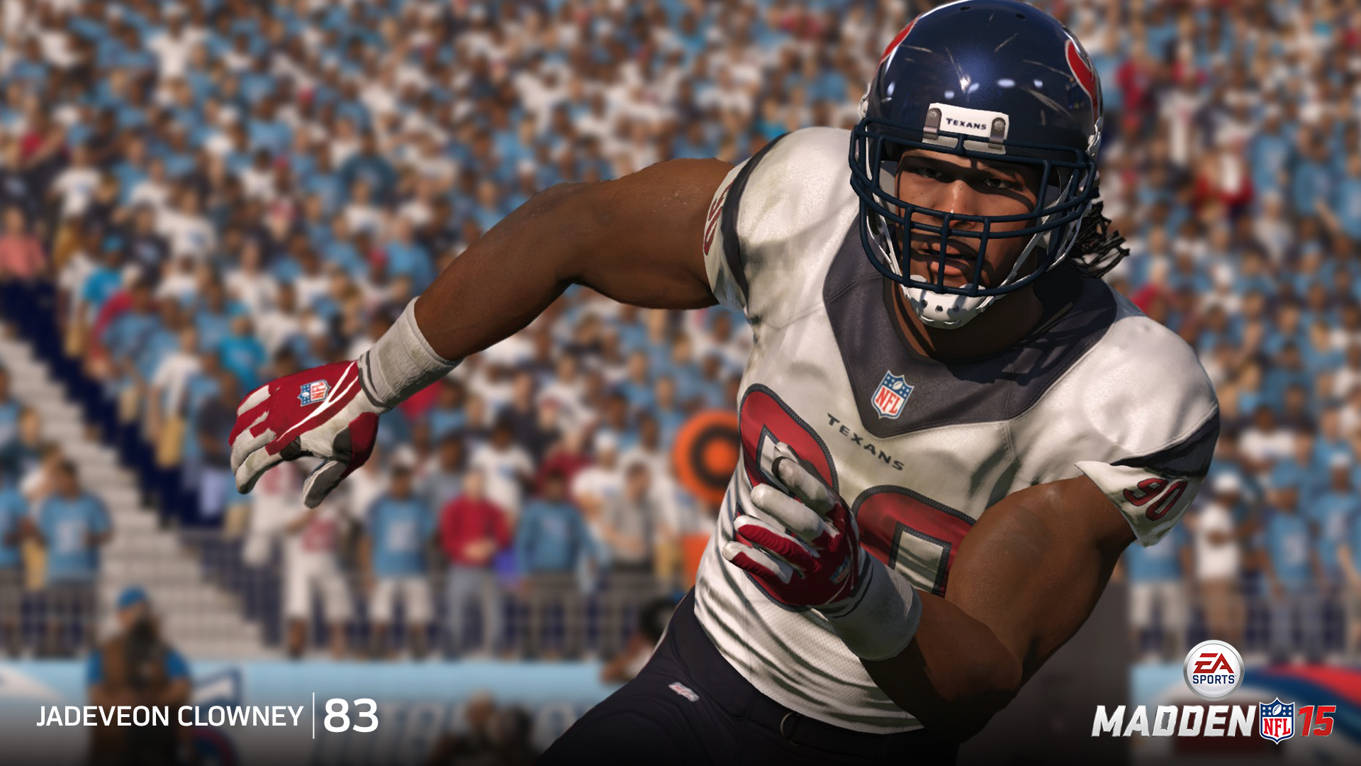 Madden 15 Ratings Jadeveon Clowney Greg Robinson the top rookies