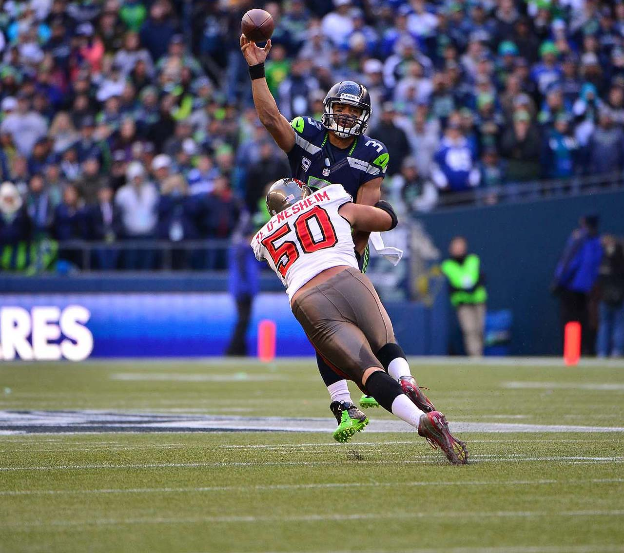 Seattle Seahawks vs. Tampa Bay Buccaneers
