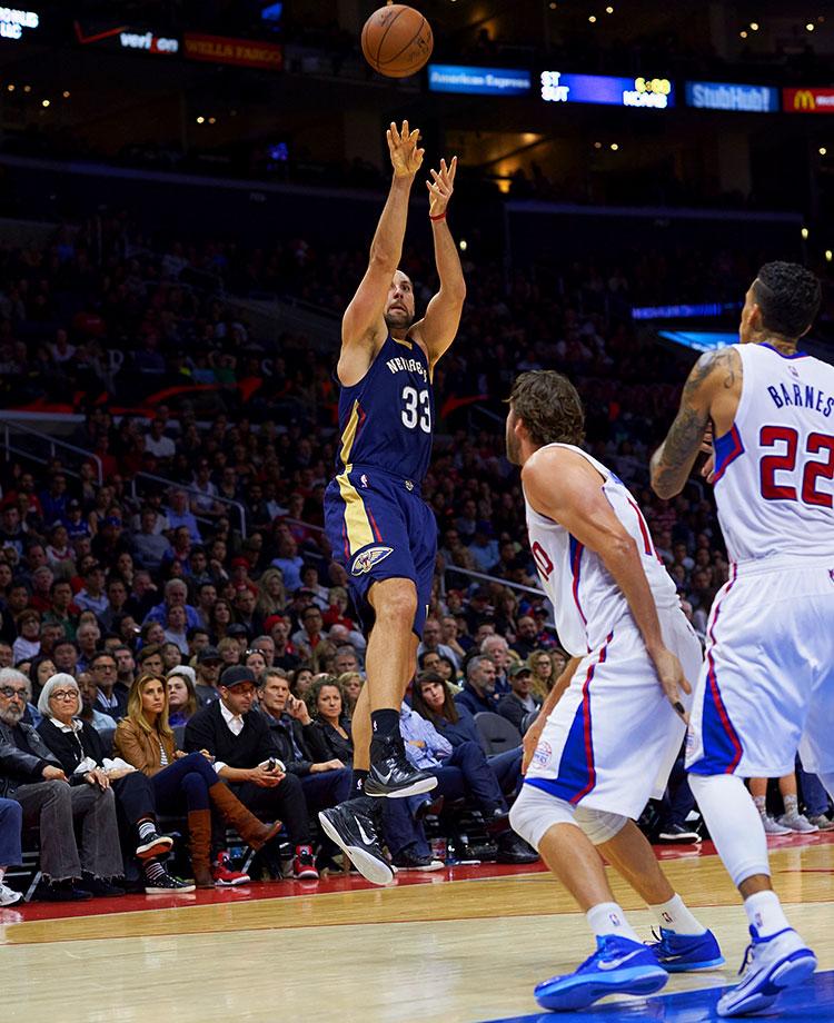 Pelicans | Forward | Last year: 59