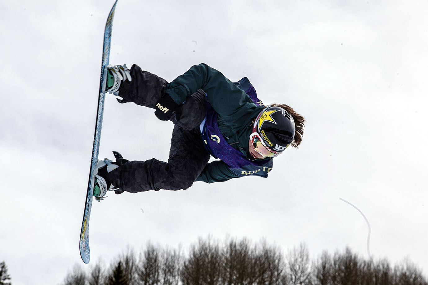 Arielle Gold has had a strong season in 2015-16, but she just missed the podium at the Burton U.S. Open. Her highest score of 75.87 was less than four points behind third place winner Kelly Clark.