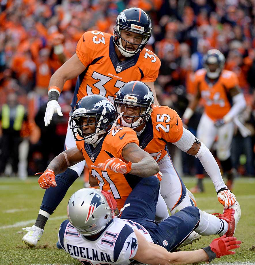 Thanks to the Broncos defense, the franchise is headed to its eighth Super Bowl.