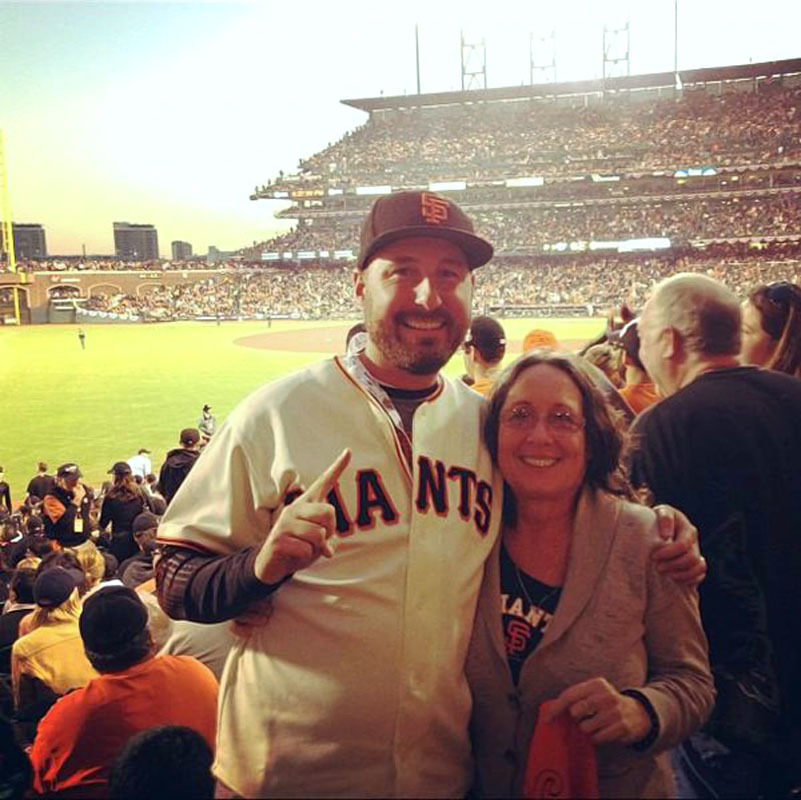 @SInow #KeepGoodGoing WS'12 Panda 3HR game. Taking her was best. Woman that got me to love @SFGiants