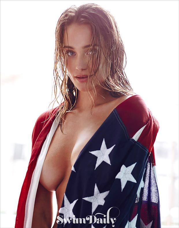 Summer of Swim featuring Hannah Davis