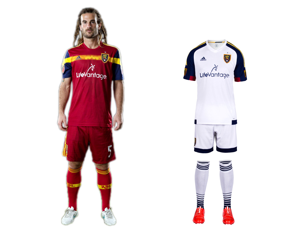 Real Salt Lake uniform