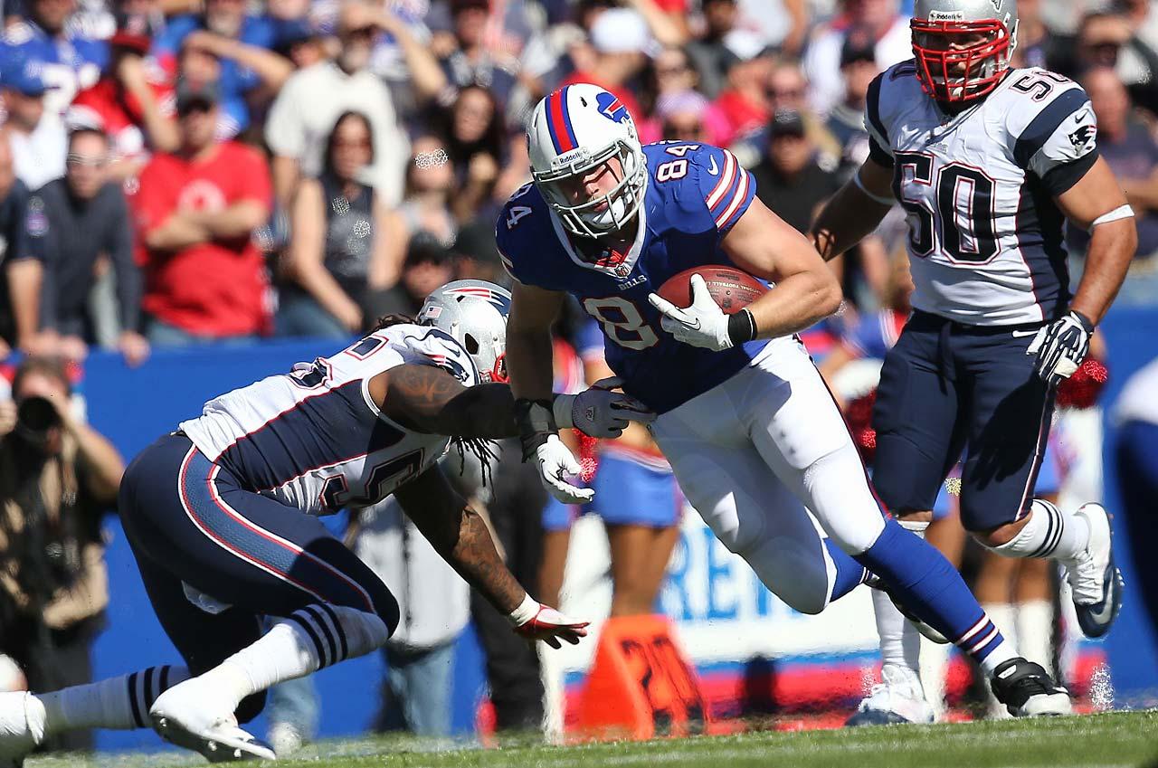 Old team: Bills; New team: Patriots