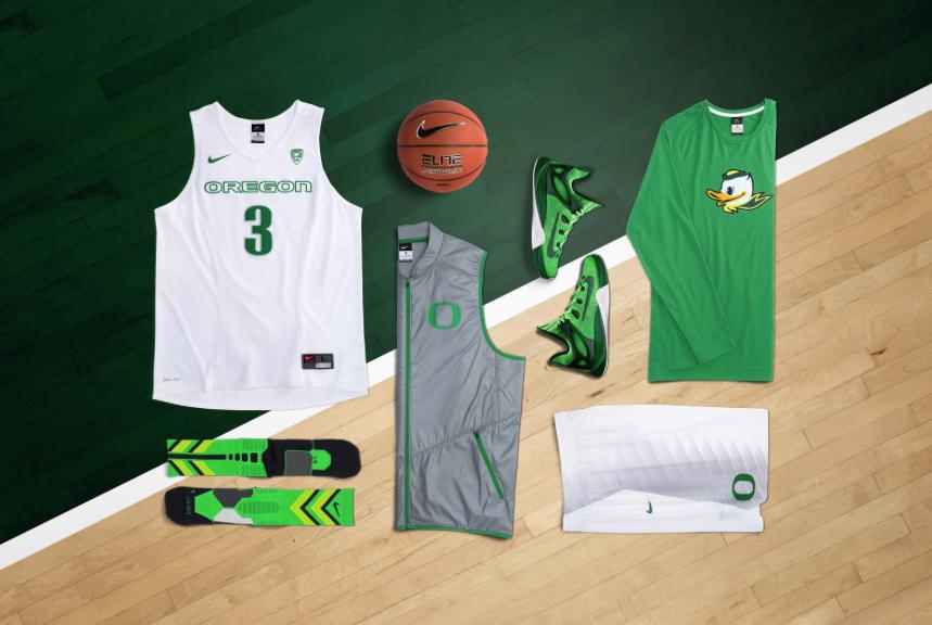 newest 7d60d dddbd Nike reveals eight new NCAA uniforms, includes 'wipe zones ...