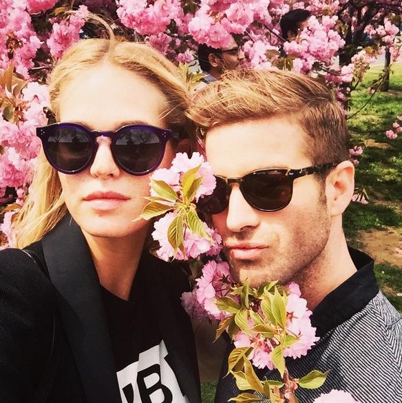 Cherry blossom babies post @glblctzn festival @mattyhabs21