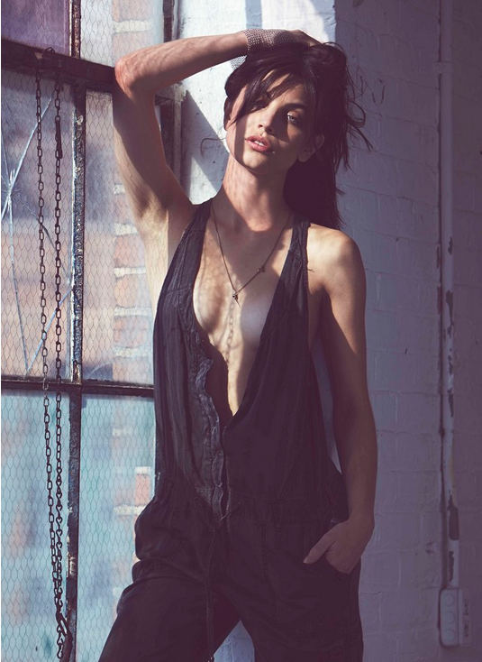 Vicky Furnari :: Courtesy of Karin Models Agency