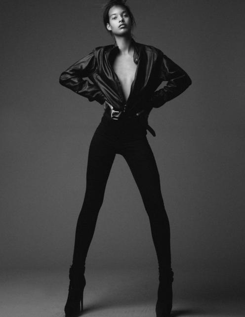 Rainey Forkner :: Courtesy of New York Models
