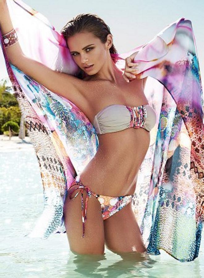Xenia Deli :: Courtesy of Elite Models
