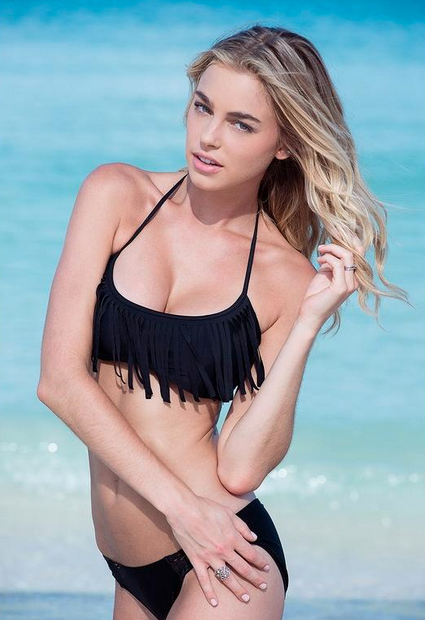Elizabeth Turner :: Courtesy of Elite Model Management