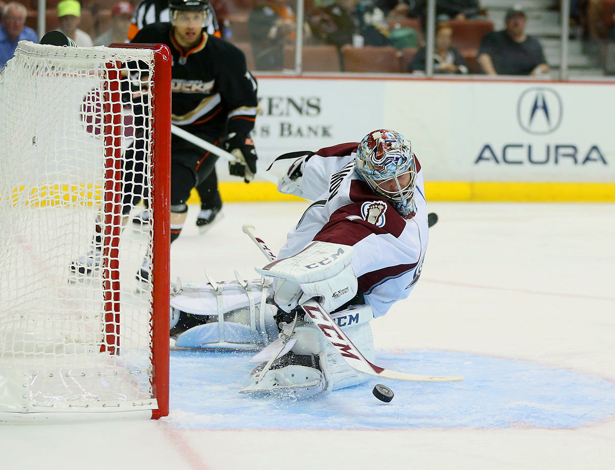 With goalie Olaf Kolzig nearing the end of his career, the Caps used the first rounder they got from Nashville for Brendan Witt on March 9, 2006 to go fishing for a future starter in that year's draft. They found one in Varlamov at No. 23, although he didn't truly grab the position until being traded to Colorado in 2011. He led the NHL with 41 wins in 2014 and finished just shy of Tuukka Rask for the Vezina Trophy.