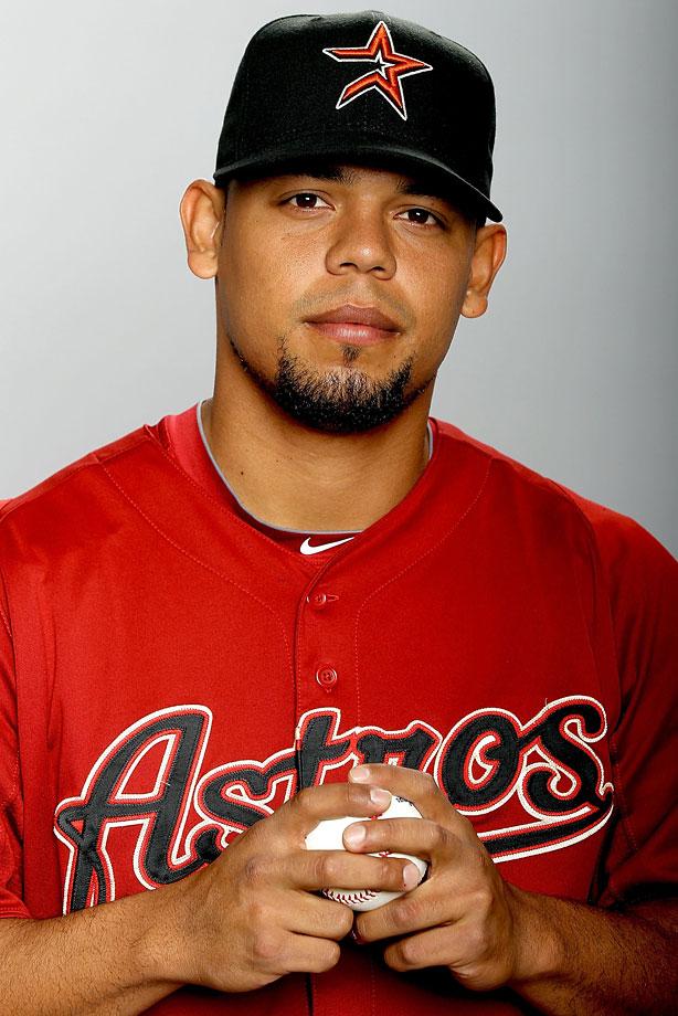 2013 (w/Houston Astros AA affiliate): 15 IP, 1-2, 6.60 ERA, 2.07 WHIP, 9 K --- 2014: DNP