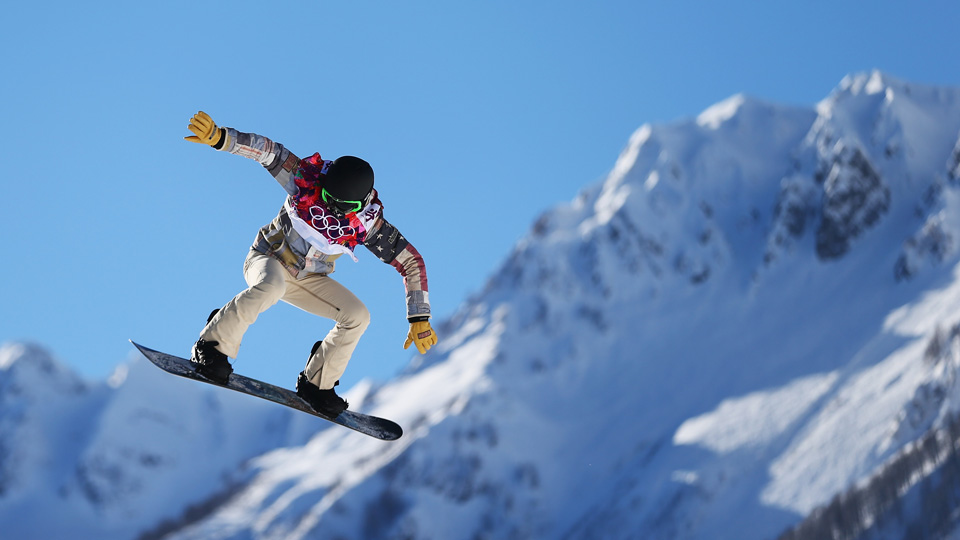 After injuring himself in training, Shaun White decided to pull out of the slopestyle event.