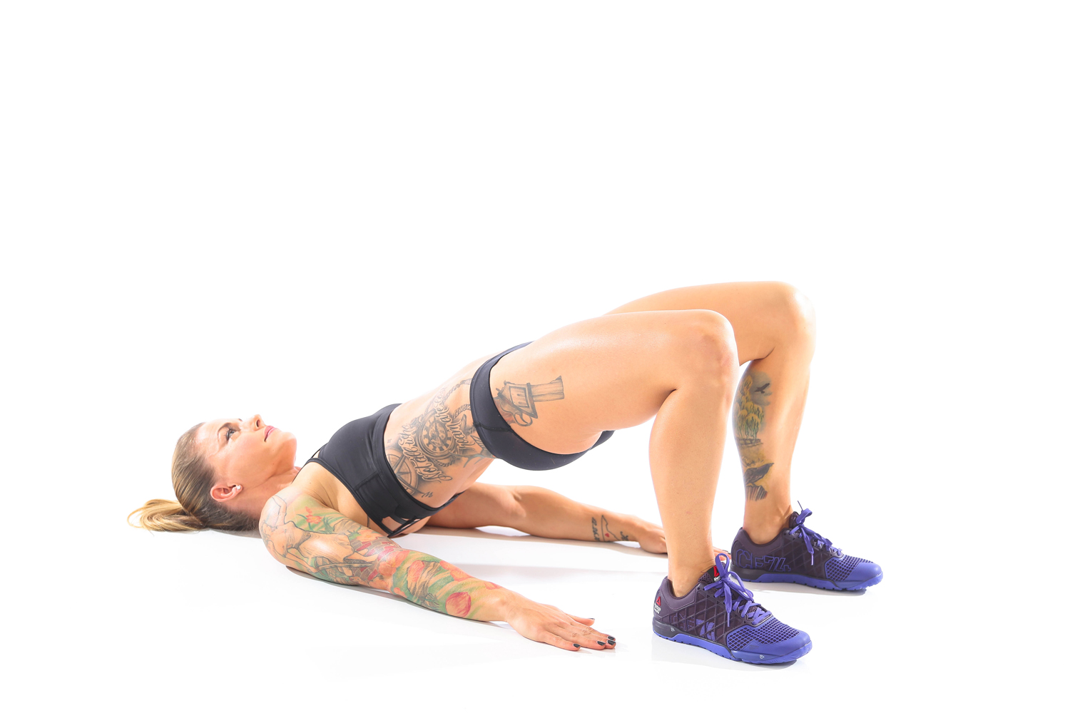From The Badass Body Diet, by Christmas Abbott: Sky Humpers, Part 2