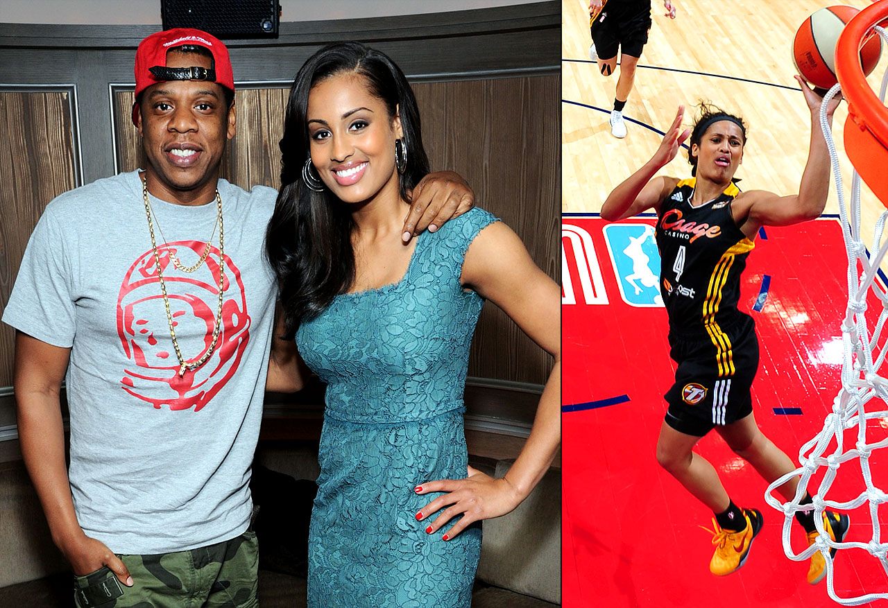 In late April 2013, former Notre Dame college basketball star Skylar Diggins signed with Roc Nation. Diggins, who was selected No. 3 in the WNBA draft by the Tulsa Shock, became the agency's third client, after Cano and Cruz. Diggins was a four-time All-American at Notre Dame; in her second season in Tulsa, the guard averaged 20.1 points per game.