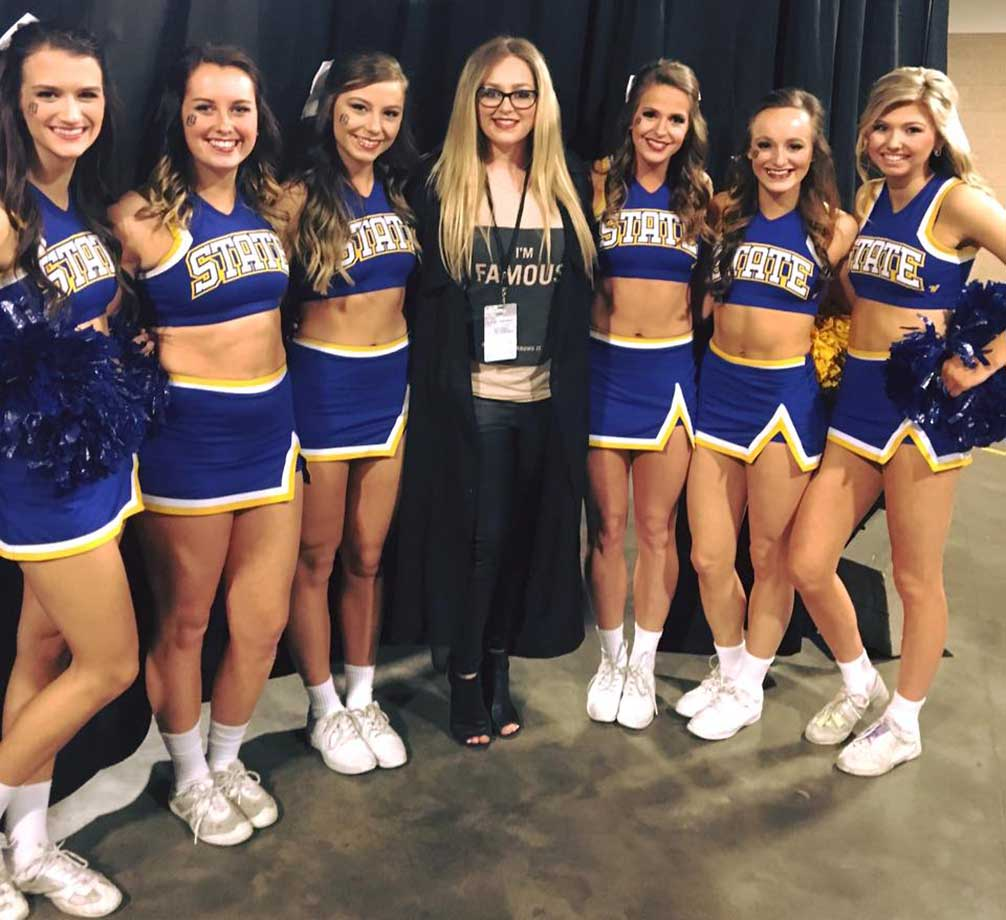March Madness Cheerleaders 2016 Edition Si Com