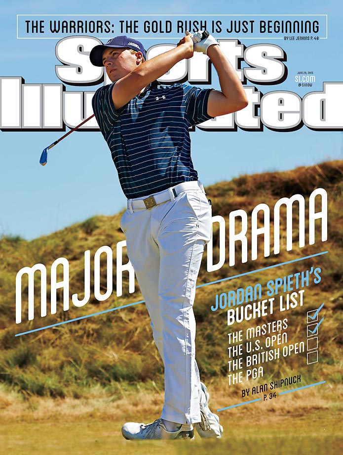 June 29, 2015 | Jordan Spieth's dramatic one-shot U.S. Open victory at Chambers Bay has the 21-year old phenom just two major victories from winning golf's Grand Slam.