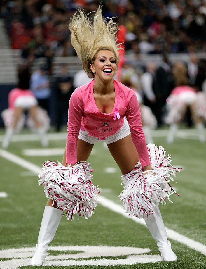 NFL Cheerleaders: Week 7 | SI.com