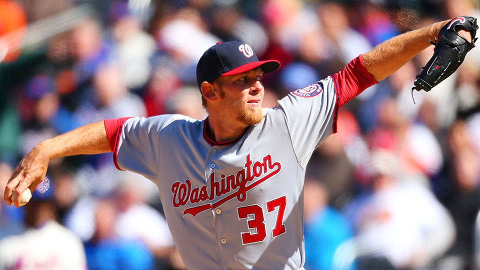 The Washington Nationals and Stephen Strasburg have their hands full with a competitive NL East.