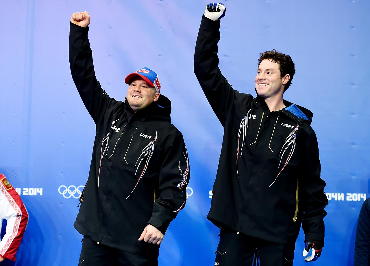 Bronze: Bobsled - Men's 2-Man Competition
