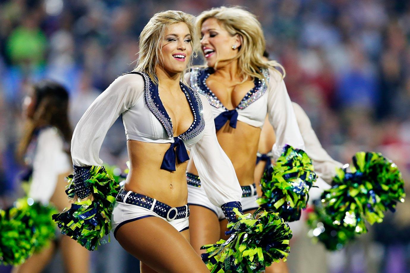 Super Bowl Xlix Cheerleaders Si Com