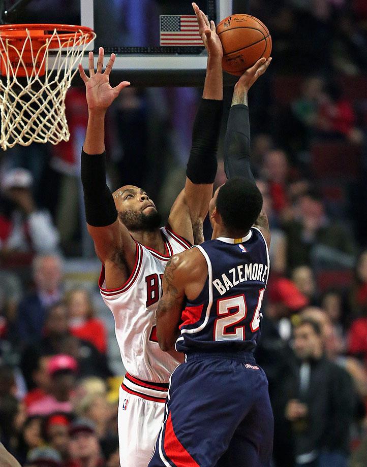Bulls | Forward | Last year: 75