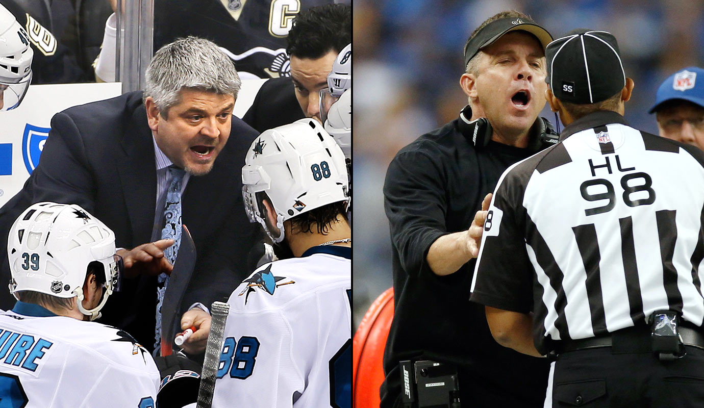 Ex-Sharks bench boss McLellan became the NHL's new No. 2 thanks to his five-year deal with the Oilers. In January 2013, the Saints gave Payton a five-year extension that was contested by the NFL due to some of its terms but was frequently cited as making him the NFL's best paid coach.