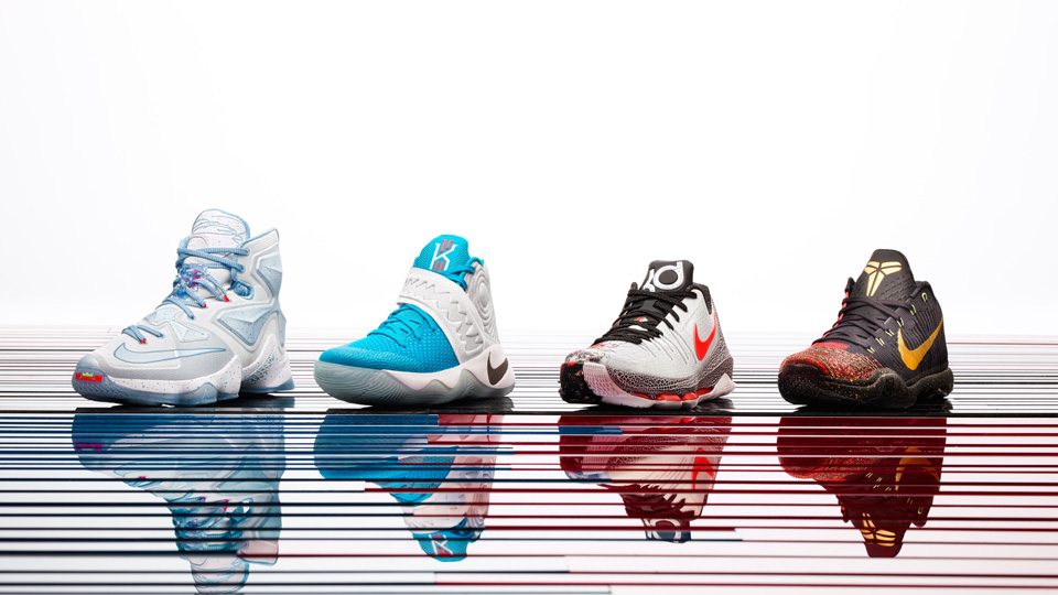 Kobe X, CP3.IX among Top 10 basketball sneakers of 2015 | SI.com