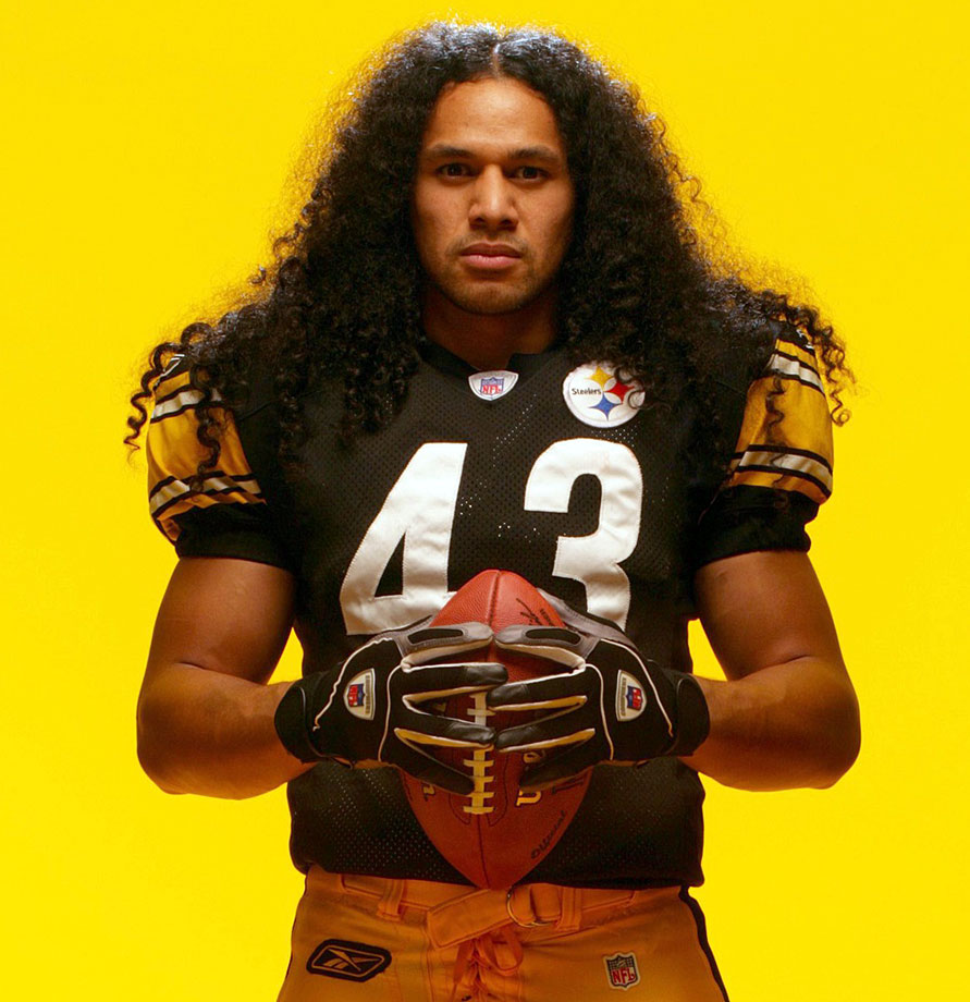 Image result for image of troy polamalu""