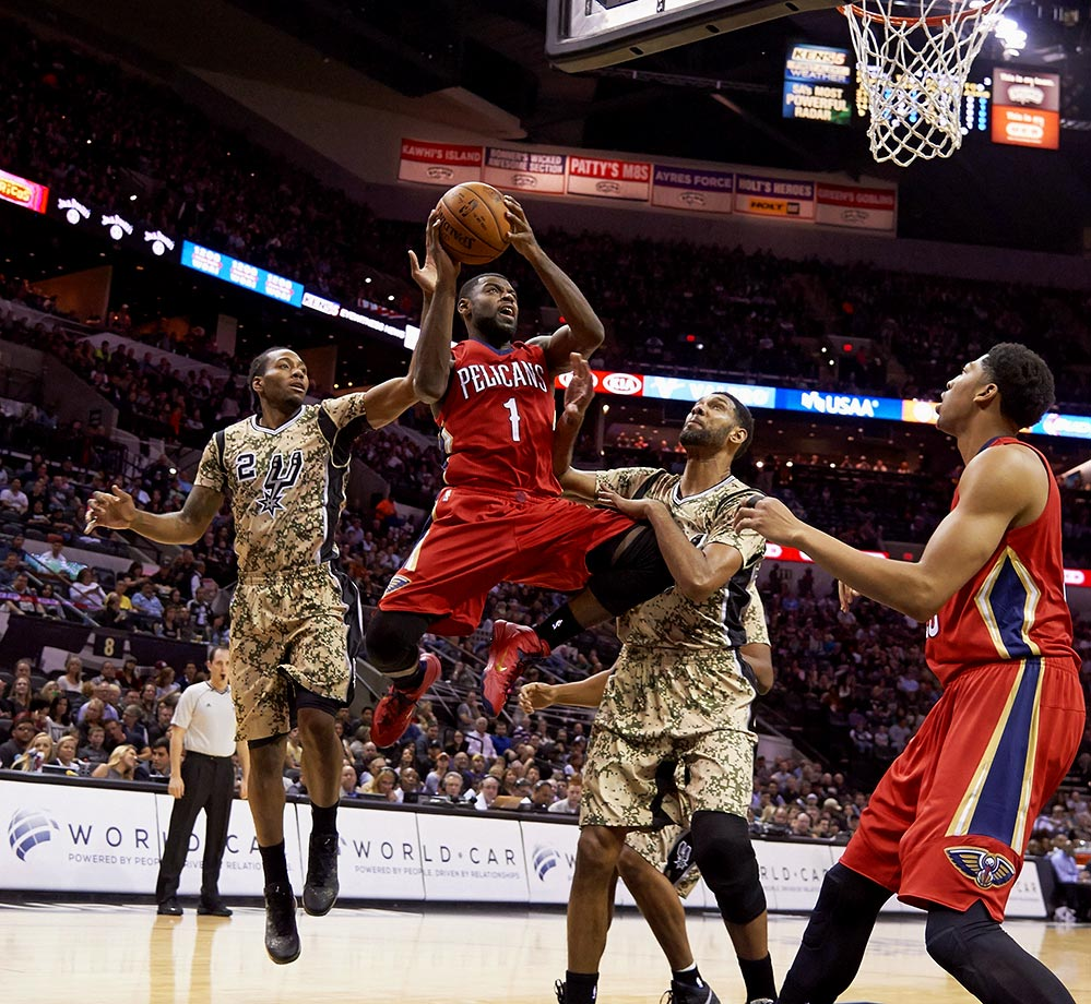 Pelicans | Forward | Last year: 84
