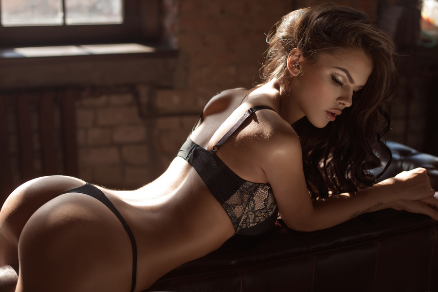 Viki Odintcova :: Courtesy of Mavrin Models