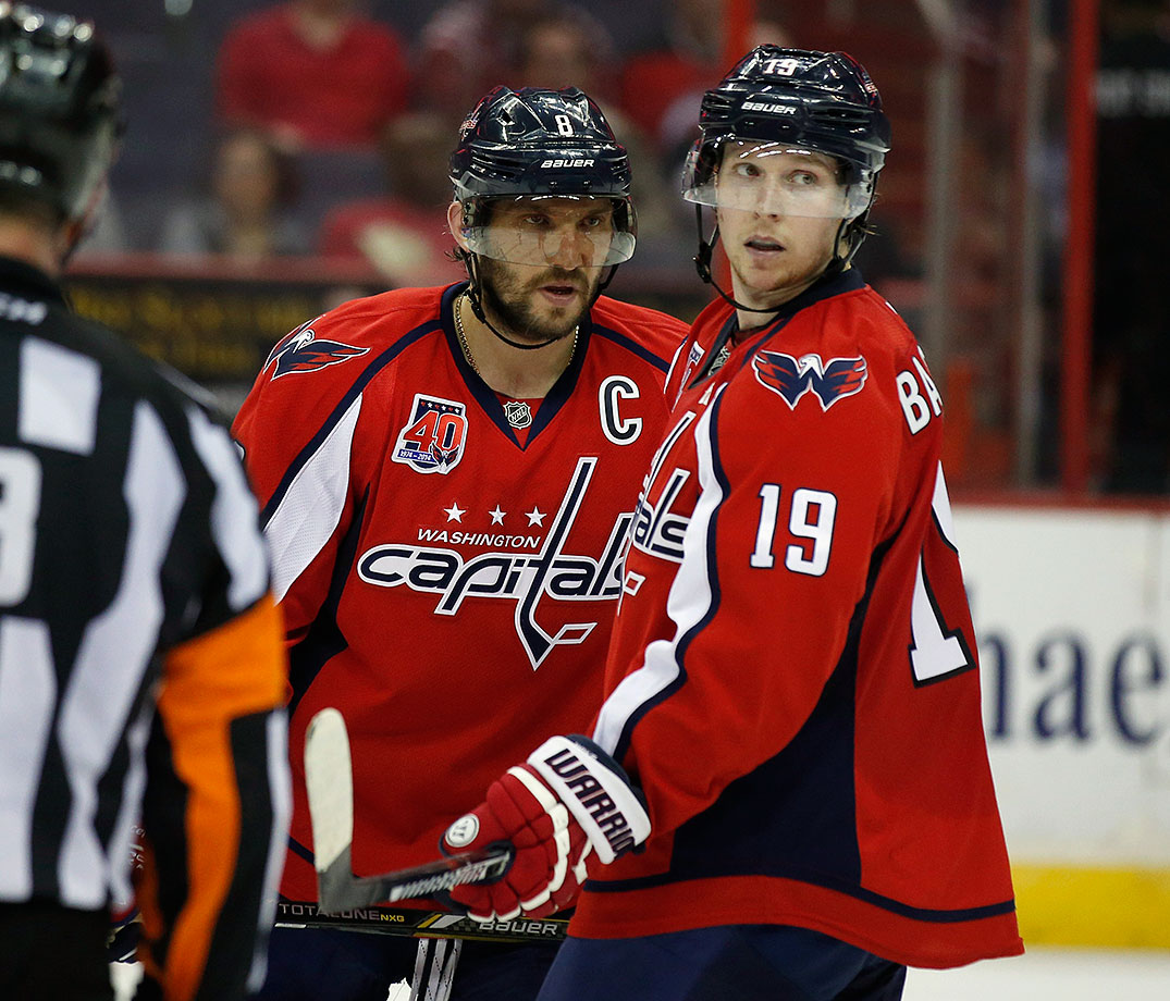 It's not a sketchy commitment to defense that's destined to sink the Capitals come playoff time. It's their overreliance on special teams. That's the common thread that binds their recent postseason flops. Calls are tougher to come by when it gets down to the marrow, and that's why stars like Alex Ovechkin (1-1-2 in his last five Game 7s) and Nicklas Backstrom (1-2-3 in his past nine) become peripheral players when it matters most. Until they figure out how to become beasts at five-on-five, the Caps are doomed to also-ran status.