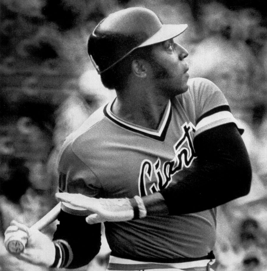 McCovey led the National League in home runs three times (1963, '68 and '69). Stretch became the 12th member of the club on June 30, 1978, in Atlanta with a solo homer off Jamie Easterly.