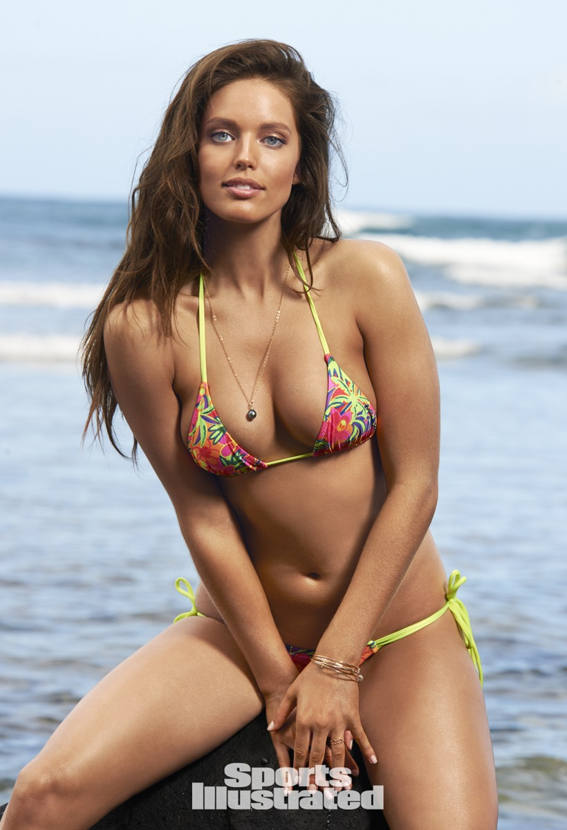 Happy 24th birthday to brunette beauty, Emily DiDonato!