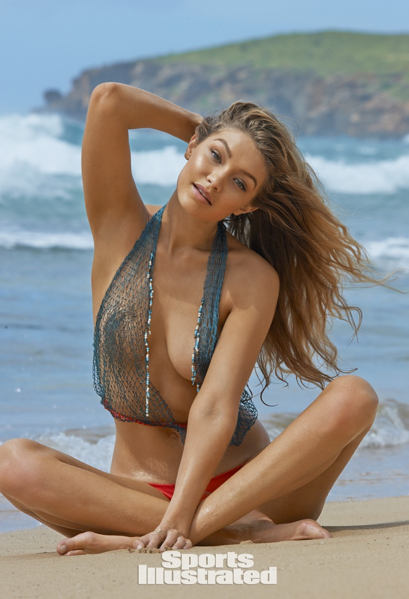 listen up g force gigi hadid is back for si swimsuit
