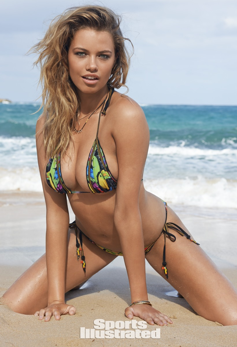 Body Paint Hawaii >> hailey clauson 2015 swimsuit photo gallery | SI.com
