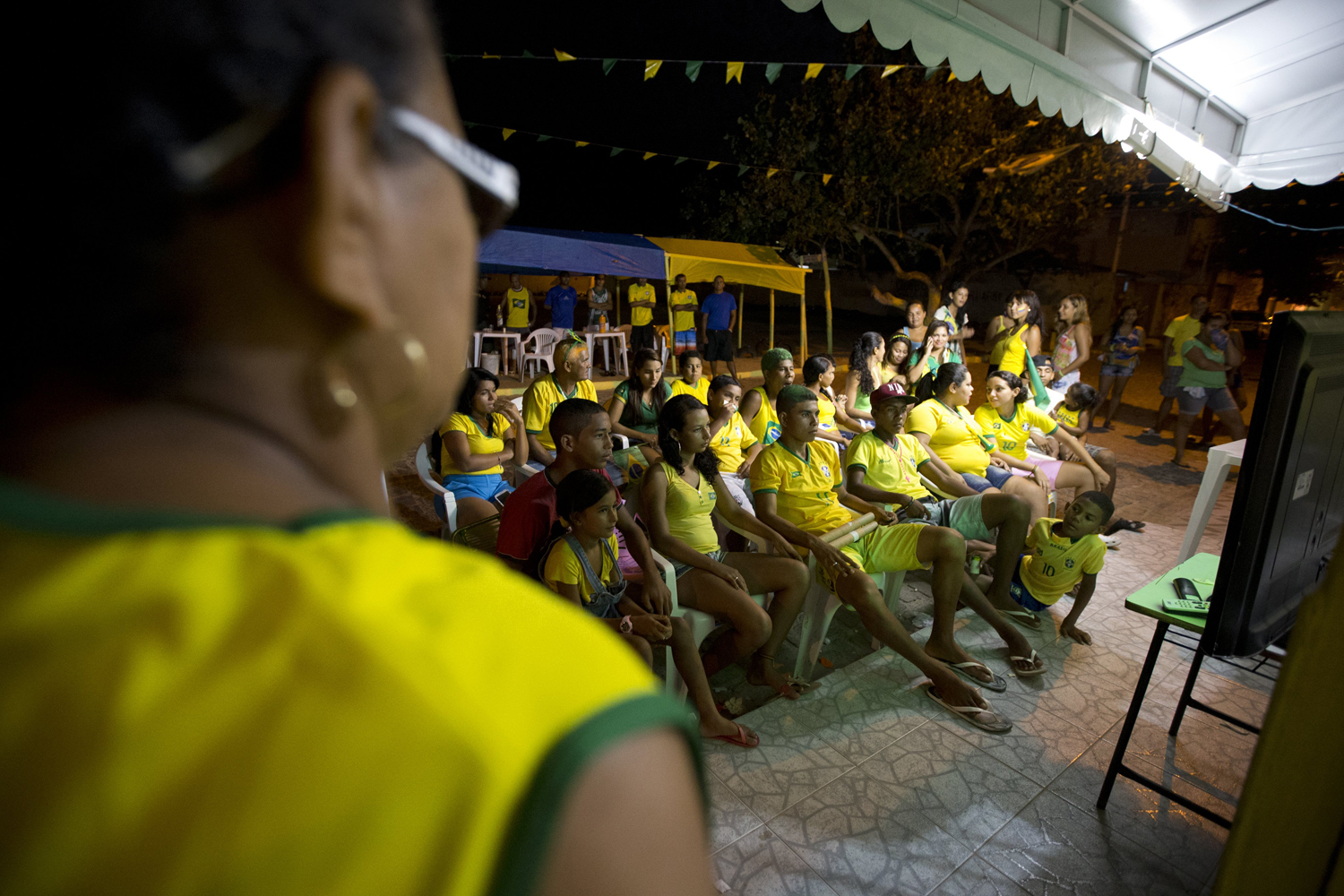 Greetings From Brazil: Greg Bishop and Simon Bruty's Travel Guide to the Other Side of the World Cup. (Photos by Simon Bruty/SI)