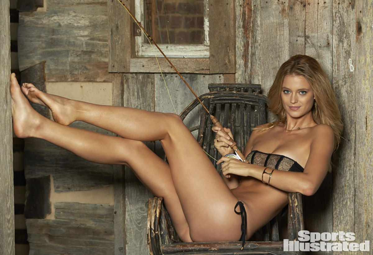 Kate Bock was photographed by Ben Watts in Tennessee.