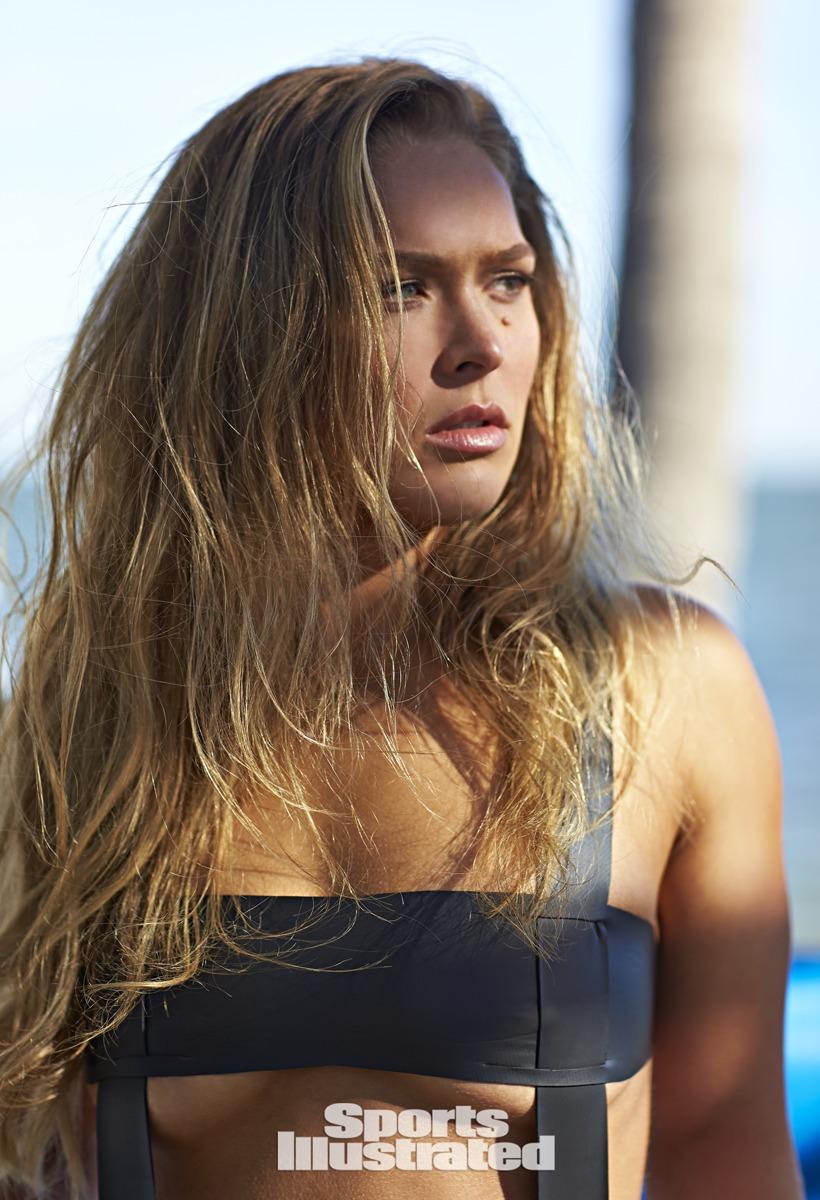 Ronda Rousey - Body Paint Shoot ... - SuperiorPics Forums