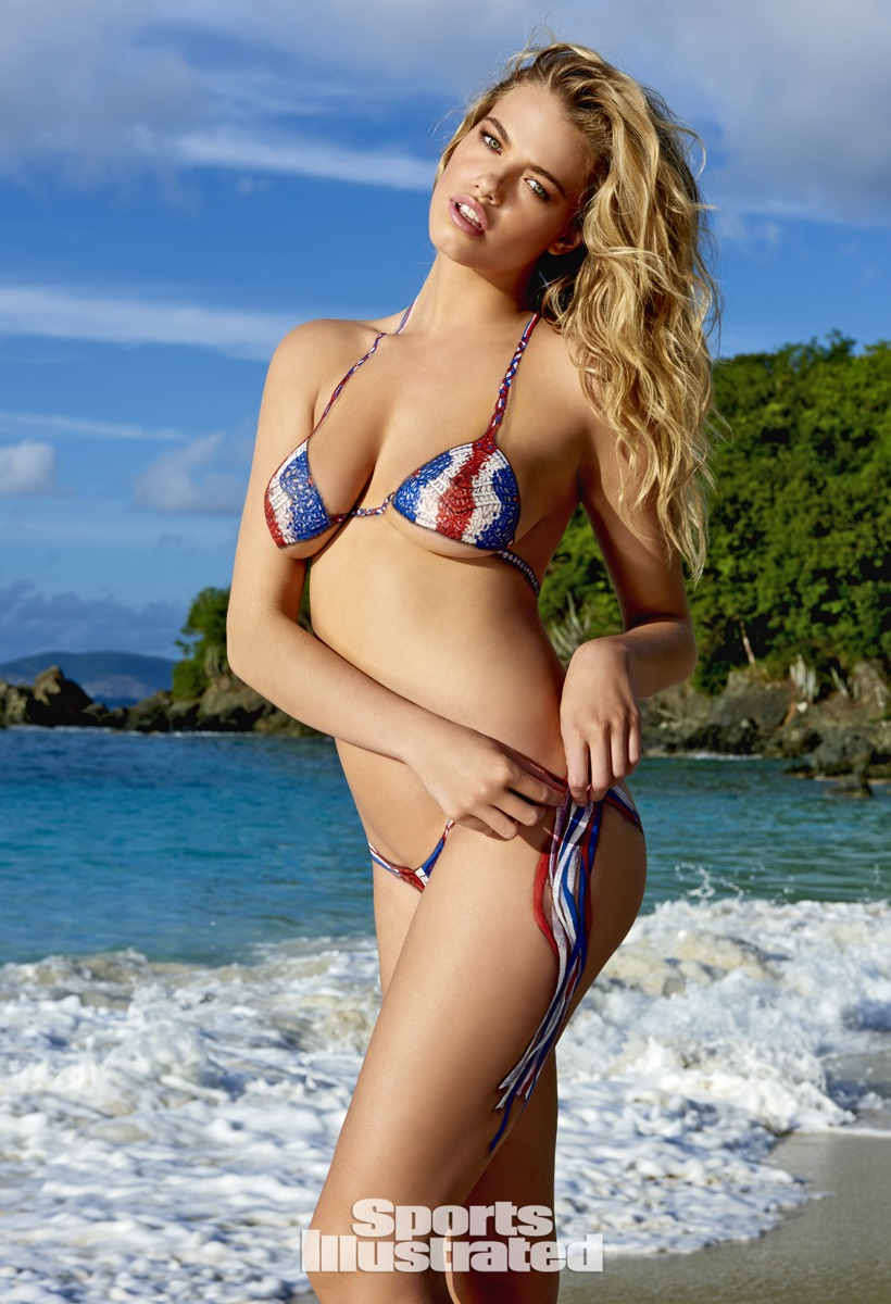 Hailey Clauson, SI Swimsuit 2015